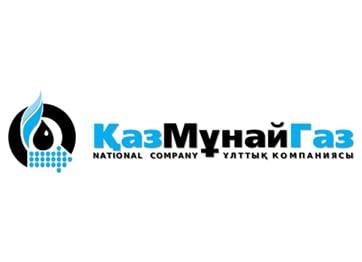 KazmunayGaz-Logo